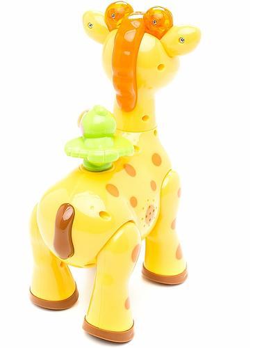 Игрушка Kiddieland Музыкальный жираф (5)