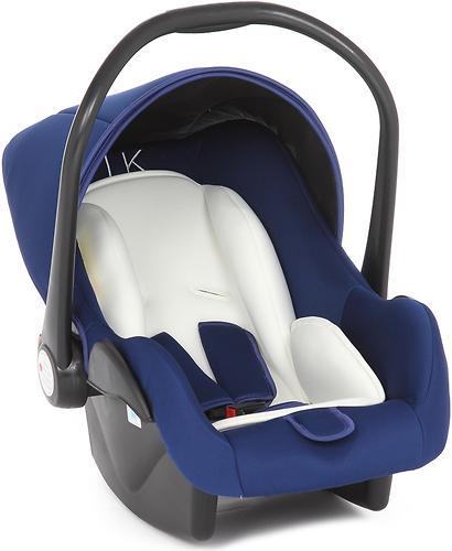 Автокресло Leader Kids Baby Leader Comfort Dark Blue (1)