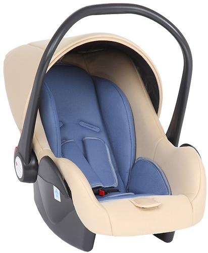 Автокресло Leader Kids Baby Leader Comfort Light Blue (1)
