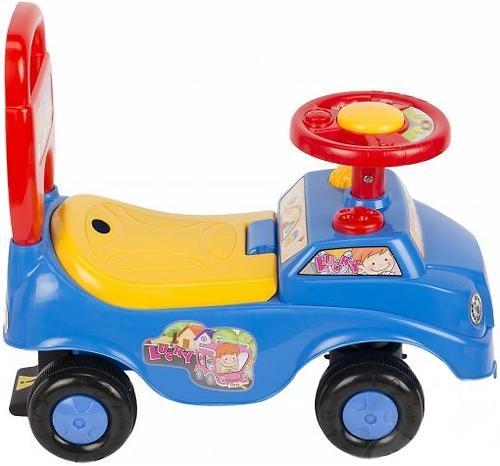 Каталка детская Leader Kids 3339 Blue Red (5)