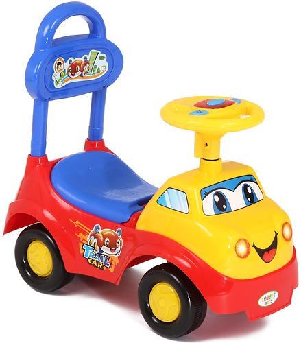 Каталка детская Leader Kids 5515 Red+Yellow (1)