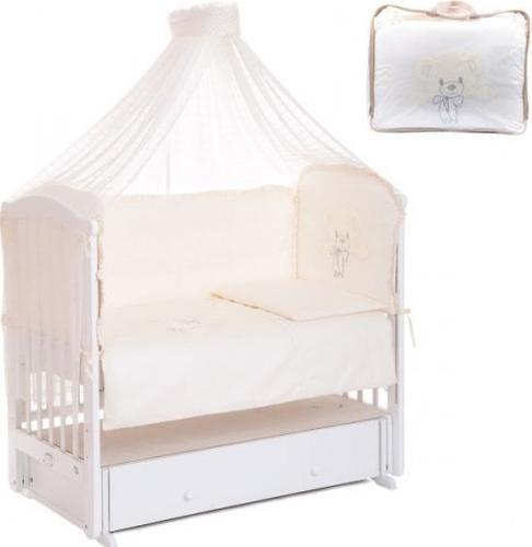 Комплект постельного белья Leader Kids Мишка с бантом 7 предм (1)