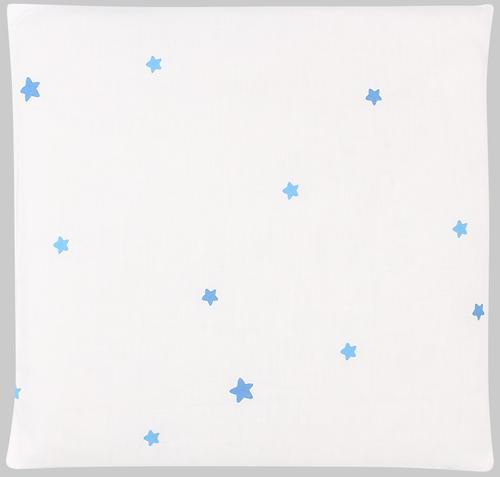 Подушка Leader Kids Маленькие звезды 40х40 Синяя (3)
