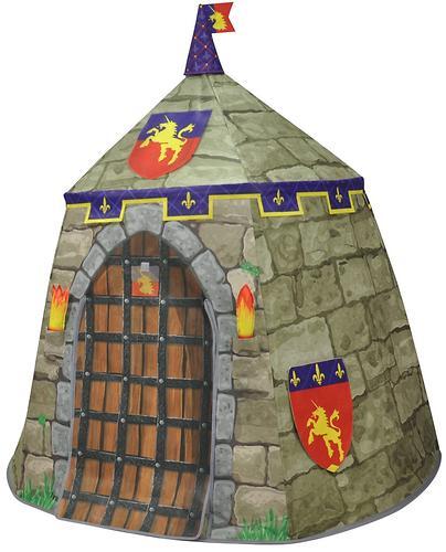 Палатка Leader Kids игровая Замок (1)