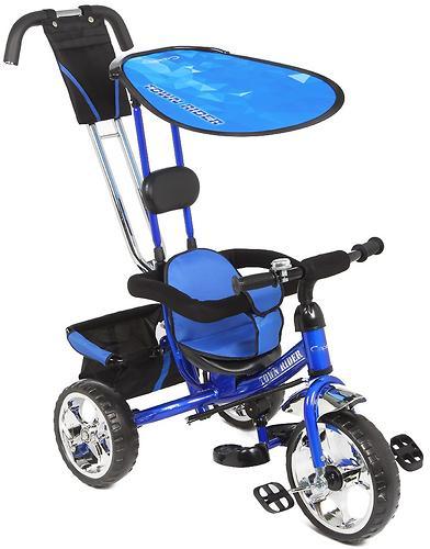 Велосипед Capella Town Rider 3-х колесный Blue (1)