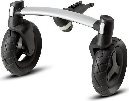 Запасные колеса Quinny на 4-х колесную версию коляски Buzz Xtra (3)
