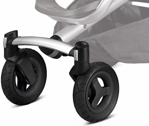 Запасные колеса Quinny на 4-х колесную версию коляски Buzz Xtra (4)