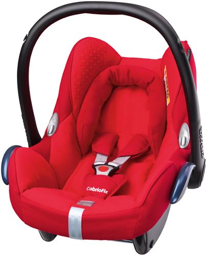 Автокресло Maxi Cosi Cabriofix Origami Red (6)