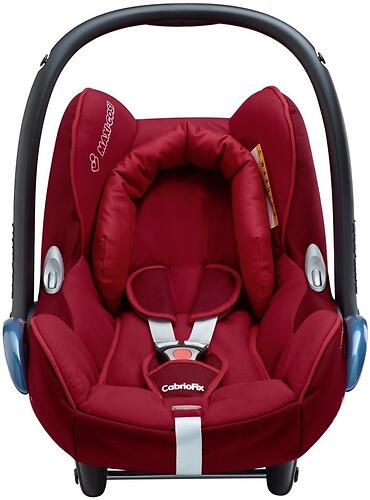 Автокресло Maxi Cosi Cabriofix Watercolor Blue (7)