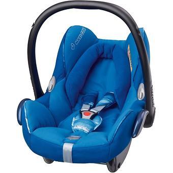 Автокресло Maxi Cosi Cabriofix Watercolor Blue - Minim