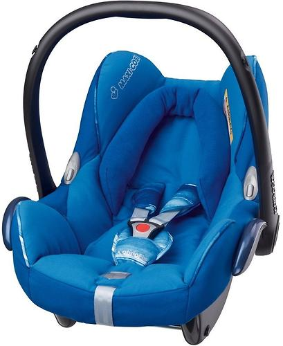 Автокресло Maxi Cosi Cabriofix Watercolor Blue (6)