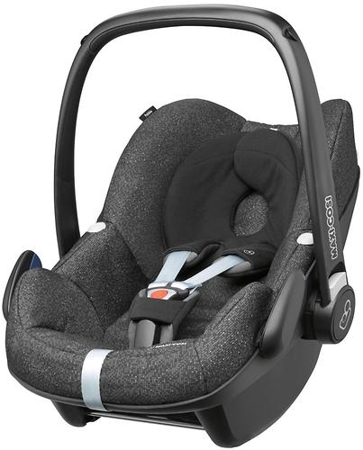 Автокресло Maxi Cosi Pebble Triangle Black (3)