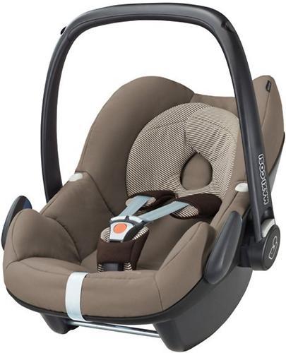 Автокресло Maxi Cosi Pebble Earth Brown (3)