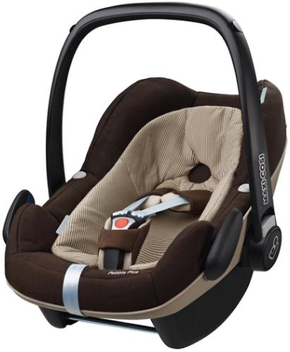 Автокресло Maxi Cosi Pebble+ Earth brown (4)