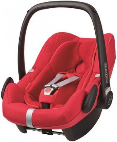 Автокресло Maxi Cosi Pebble+ Origami red (4)