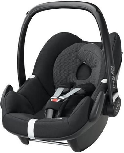 Автокресло Maxi Cosi Pebble Black Raven (3)