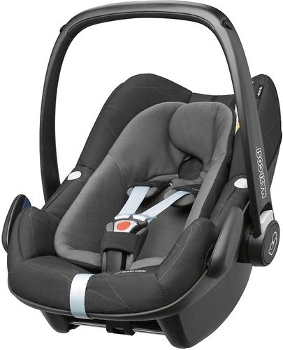 Автокресло Maxi Cosi Pebble+ Black Diamond (4)