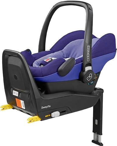 Автокресло Maxi Cosi Pebble+ River Blue (6)