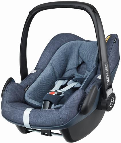 Автокресло Maxi Cosi Pebble+ Nomad Blue (4)