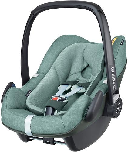 Автокресло Maxi Cosi Pebble+ Nomad Green (4)