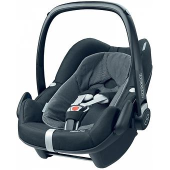 Автокресло Maxi Cosi Pebble+ Black Raven - Minim