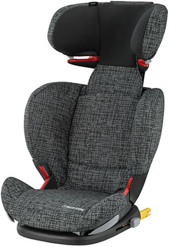 Автокресло Maxi Cosi RodiFix AP Black Grid (5)