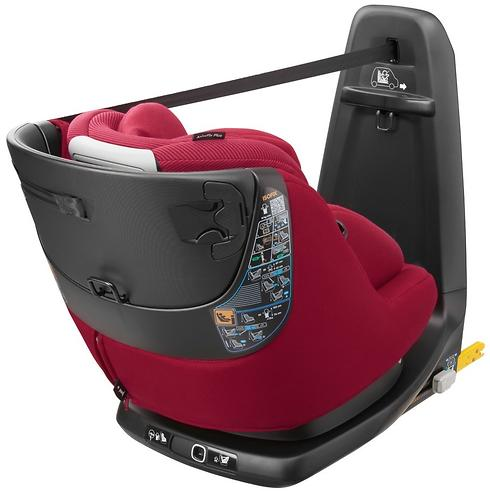 Автокресло Maxi Cosi AxissFix Plus Robin Red (12)