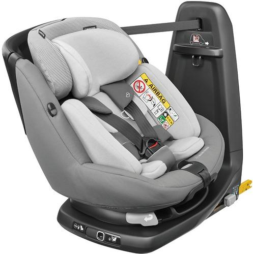 Автокресло Maxi Cosi AxissFix Plus Concrete Grey (9)