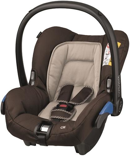 Автокресло Maxi Cosi Citi Eearth Brown (3)
