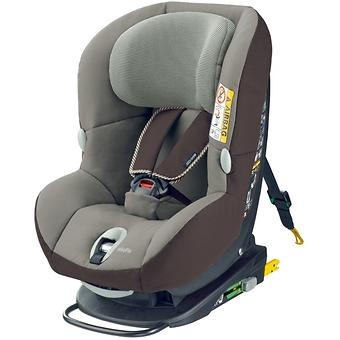 Автокресло Maxi Cosi MiloFix Earth Brown - Minim