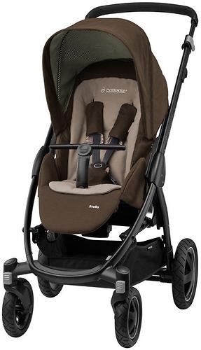 Коляска Maxi Cosi Stella Earth Brown (11)