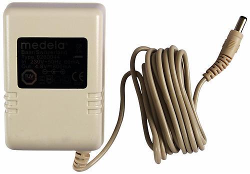 Адаптер для электрического молокоотсоса Swing MEDELA 230v (4)