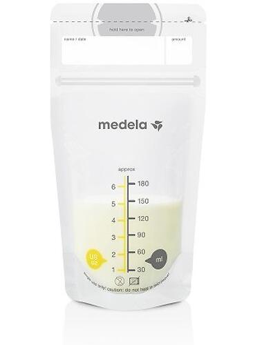 Пакеты для сбора и хранения молока MEDELA PUMP & SAVE 20 шт (5)