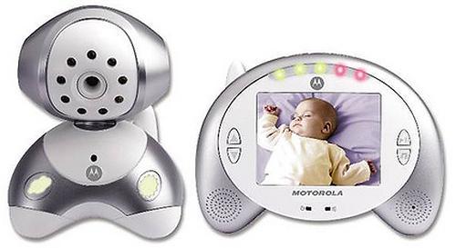"""Motorola Видеоняня MBP 35 с диагональю экрана 3,5"""" (6)"""