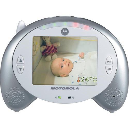 """Motorola Видеоняня MBP 35 с диагональю экрана 3,5"""" (7)"""