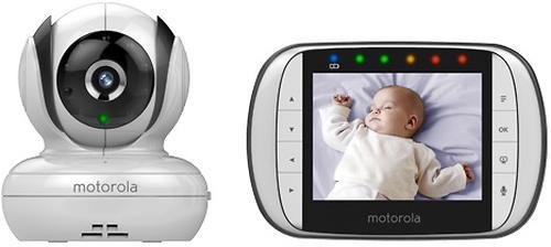 """Motorola Видеоняня MBP36S с диагональю экрана 3,5"""" (3)"""