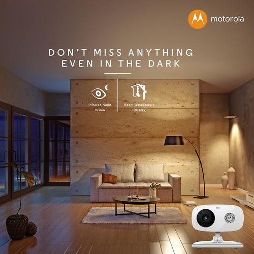 Видеоняняя Motorola беспроводная FOCUS66 (13)
