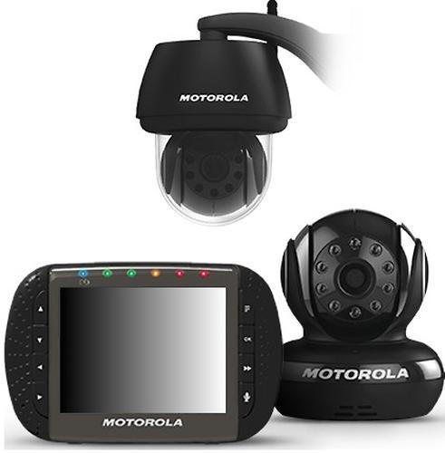 """Видеоняня Motorola SCOUT1500 с диагональю экрана 3,5"""" с уличной камерой (5)"""
