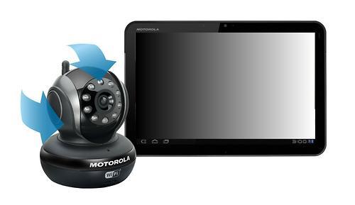 """Видеоняня Motorola SCOUT1500 с диагональю экрана 3,5"""" с уличной камерой (7)"""