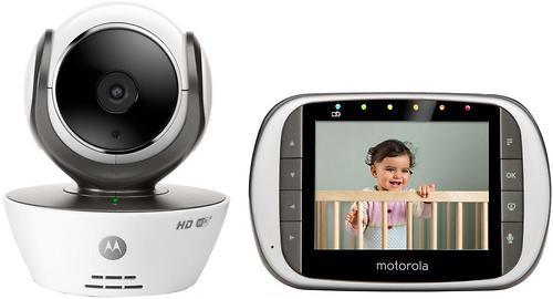"""Видеоняня Motorola MBP853 Connect с диагональю экрана 3,5"""" (10)"""