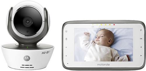 """Видеоняня Motorola MBP854 Connect с диагональю экрана 4,3"""" (8)"""