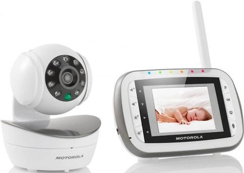 """Видеоняня Motorola MBP41 с диагональю экрана 2,8"""" (4)"""