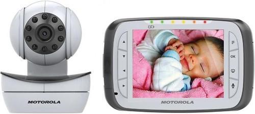 """Видеоняня Motorola MBP43 с диагональю экрана 3,5"""" (3)"""