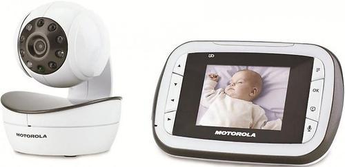 """Видеоняня Motorola MBP41 с диагональю экрана 2,8"""" (5)"""