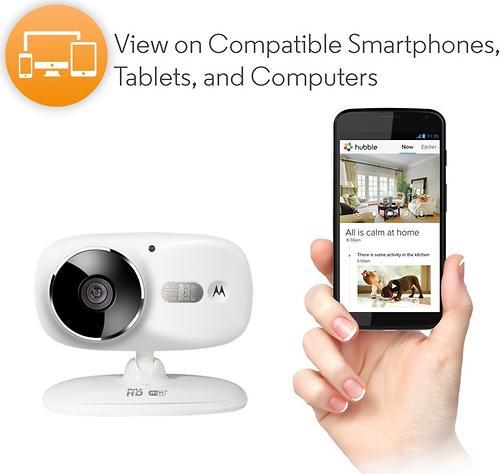 Видеоняня Motorola цифровая беспроводная FOCUS86 (13)