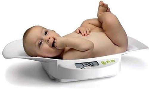 Весы детские Laica MD6141 (4)