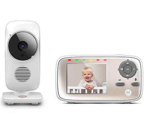 Видеоняня Motorola беспроводная MBP667 Connect с поддержкой Wifi (4)