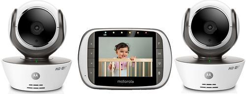 Видеоняня Motorola цифровая беспроводная MBP853 Connect-2 (10)