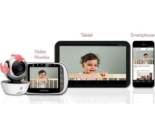Видеоняня Motorola цифровая беспроводная MBP853 Connect-2 (13)