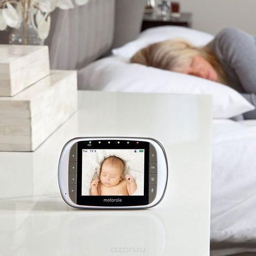 Видеоняня Motorola цифровая беспроводная MBP853 Connect-2 (14)